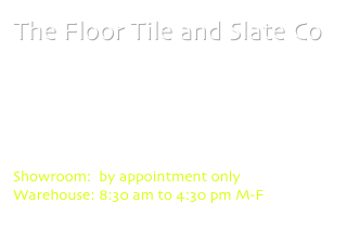 The Floor Tile and Slate Co